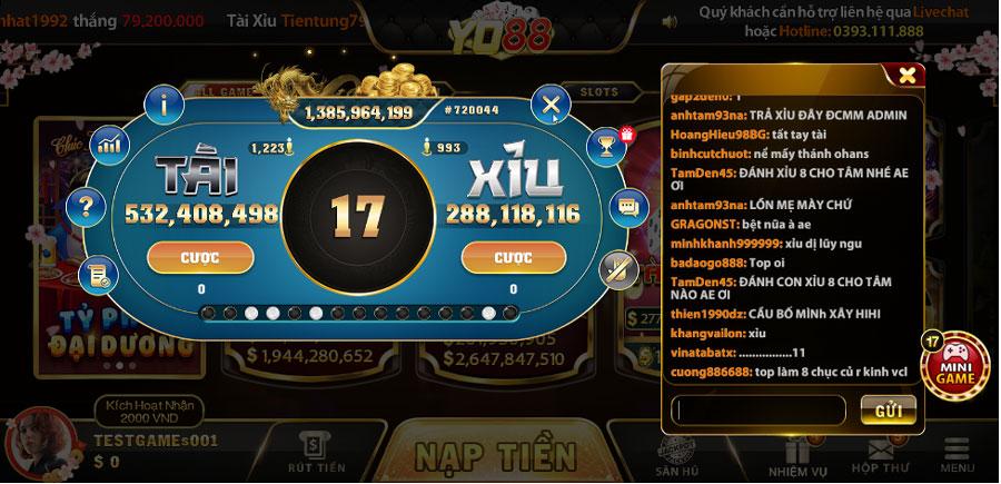 game casino YO88