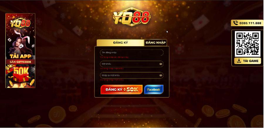 Hướng dẫn chơi game yo88