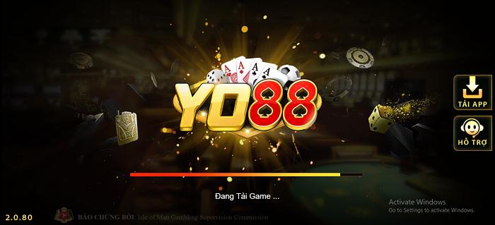 Tham gia ngay Yo88 - cổng game đẳng cấp, uy tín siêu chất lượng